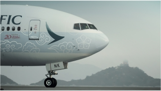 Cathay Pacific Livery